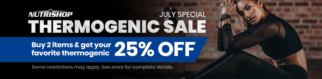 July Special  | Thermogenic Sale