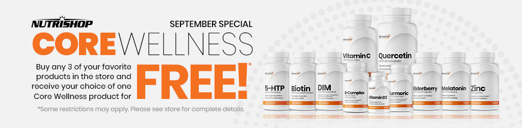 September Special  | COREWELLNESS Sale